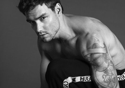 Liam Payne is the new face of Hugo Boss and the first images are pretty cool