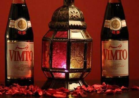 Why people drink Vimto at Ramadan?