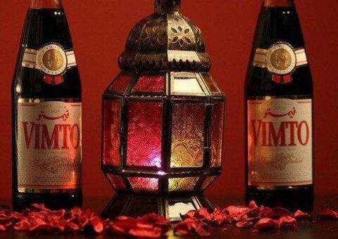 Why people drink Vimto at Ramadan?