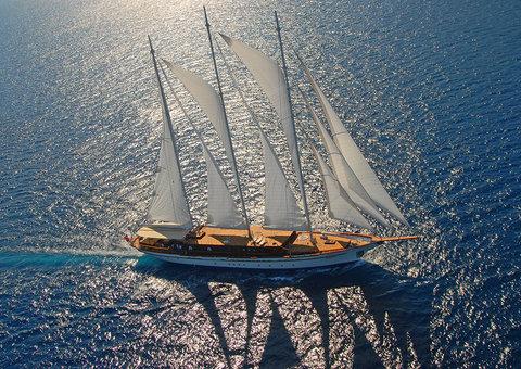 A Blue Voyage along Turkey's coast
