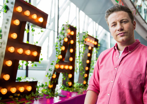 Celebrity chef Jamie Oliver's restaurant empire has collapsed