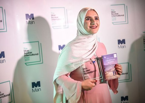 Omani writer Jokha Alharthi is first Arab author to win Man Booker prize