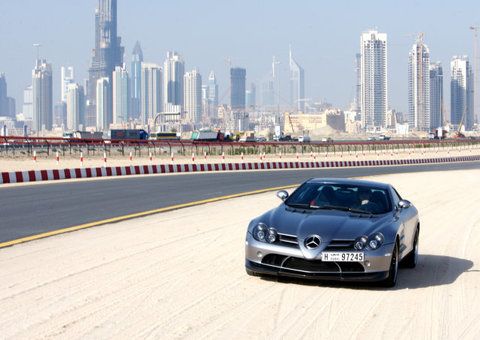 UAE police are clamping down on illegal street races
