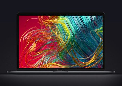 Apple's new 2019 MacBook Pro is twice as fast as its predecessors