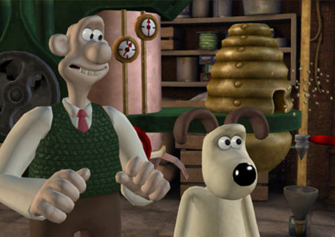 New Wallace & Gromit series and films on the way