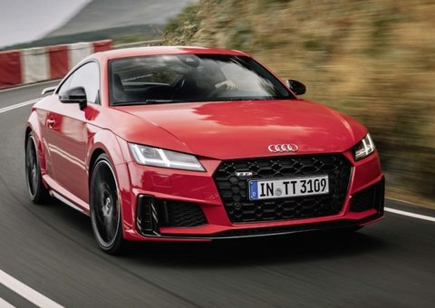 Audi will swap out TT for all-electric model