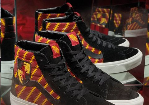 The Vans x Harry Potter collection is a Patronas for your feet