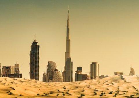 UAE temperatures to hit 48 degrees Celsius this month