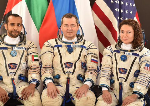 World's first Emirati astronaut is now undergoing advanced training