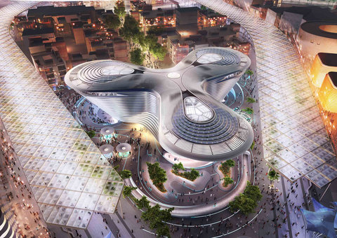 Expo 2020 Dubai will have some of the coolest buildings in the world