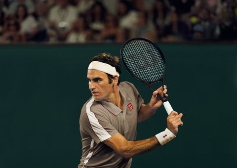 Roger Federer's future after tennis 'unsure'
