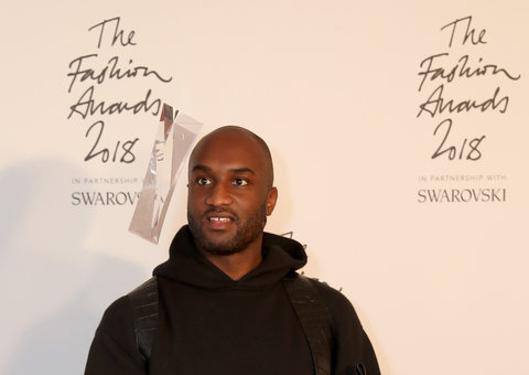 Virgil Abloh announces he's taking time off due to medical reasons