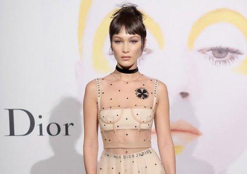 Dior removes Bella Hadid hoardings in the UAE