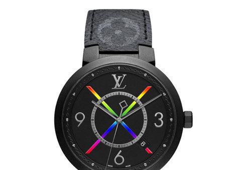 Louis Vuitton: Rainbow Love
