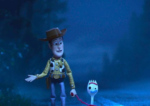 Toy Story 4 review: an animated story of philosophical crisis