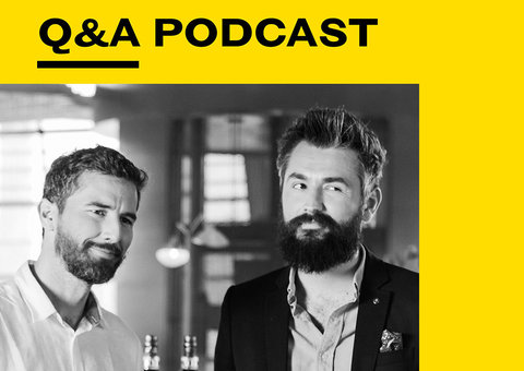 Chris McHardy and Robbie Greenfield - Success and a well-blended partnership