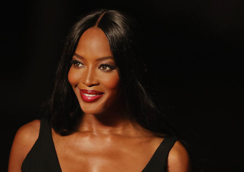 Naomi Campbell becomes bona fide fashion icon