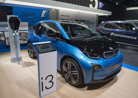 BMW is upping its electric car game