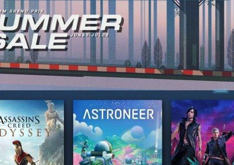 Brace your wallets: the Steam Summer Sale has begun