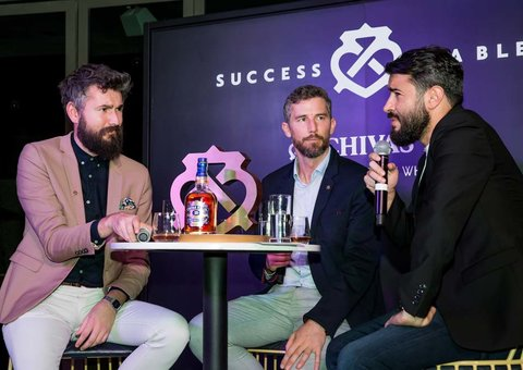The Good Bartender: Chris McHardy and Robbie Greenfield