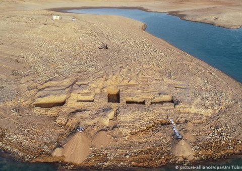 A 3,400-old palace has been found in Iraq