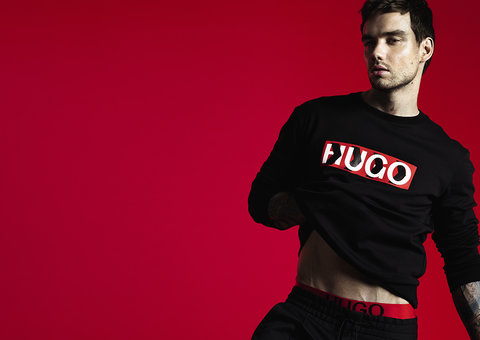 Liam Payne launches collab with HUGO