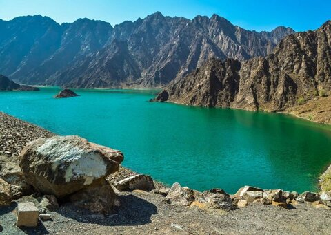 Dubai's Hatta is one of the world's most Instagrammed places