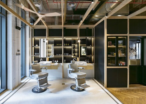 The best barbershops in Dubai