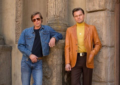 Tarantino reveals real-life inspiration for Brad and Leo's characters