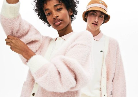 Lacoste x Tyler, the Creator just dropped perfect tennis gear