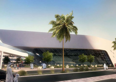 Abu Dhabi will have the largest aquarium in the Middle East