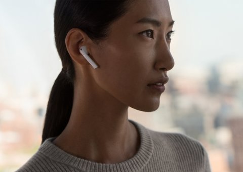 Apple to release waterproof AirPods by year's end