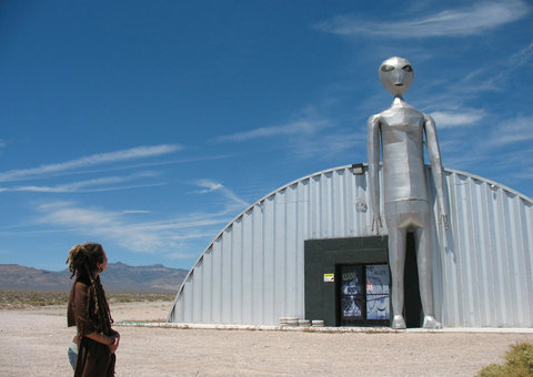 Storming Area 51; a Netflix documentary waiting to happen