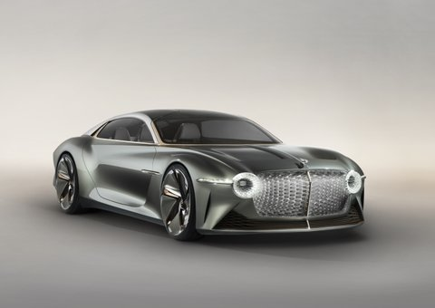 This is what Bentley thinks cars will look like in 2035