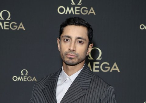 Riz Ahmed perfectly executes the big, bulky suit
