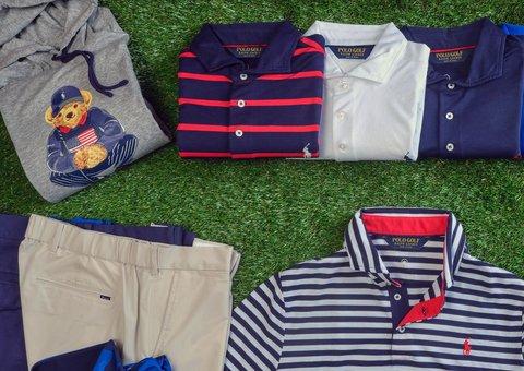 Ralph Lauren's new capsule collection is golf-inspired