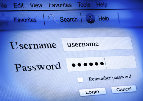 The inventor of the password has passed way