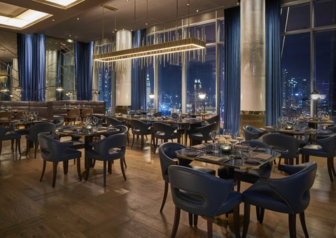 Waldorf Astoria in Dubai's DIFC opens signature restaurant Bull & Bear