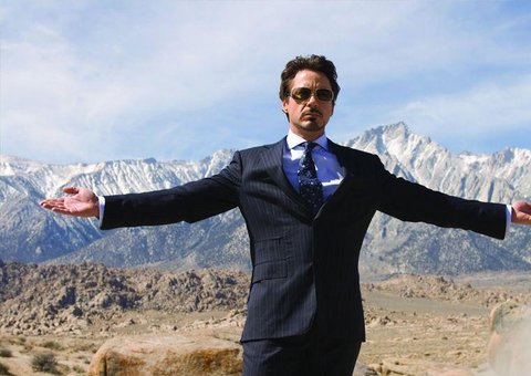 Robert Downey Jr on life after Iron Man