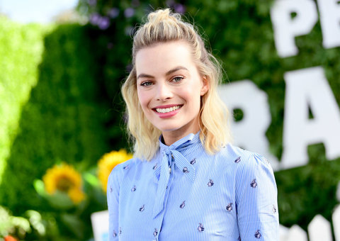 Margot Robbie to star in live-action 'Barbie' film