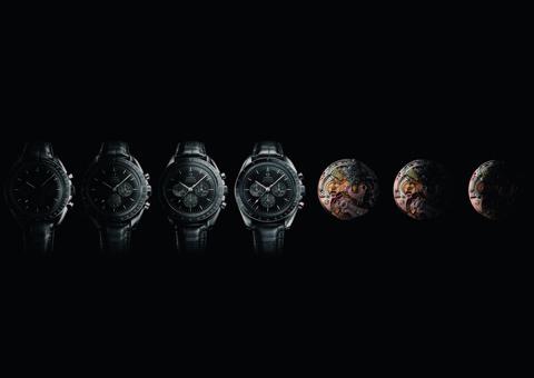 Omega unveils Speedmaster Moonwatch 321 Platinum
