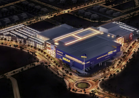 New Dubai Ikea Store: what's inside and what it look like