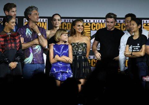 Marvel confirms The Eternals, starring Richard Madden, Angelina Jolie, and Kumail Nanjiani