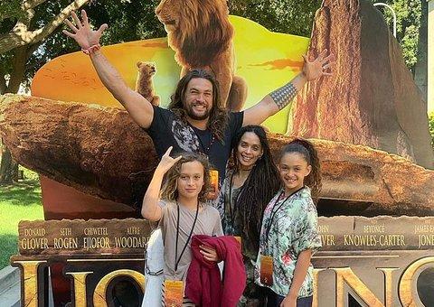 Jason Momoa cried 'lots' during The Lion King screening