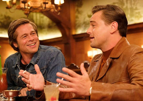 Watch on film: Once upon a time in Hollywood