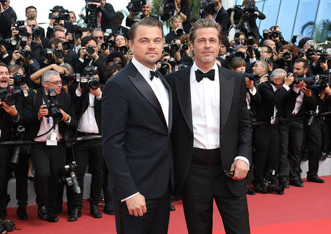 Best pictures from the 'Once Upon a Time... In Hollywood' premire in LA