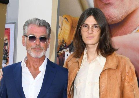 Pierce Brosnan's Son Is The Anti-Bond