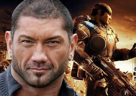 Terry Crews and Dave Bautista are working to make a Gears Of War movie