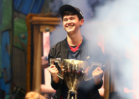 Meet the teenager who just won $3-million playing Fortnite