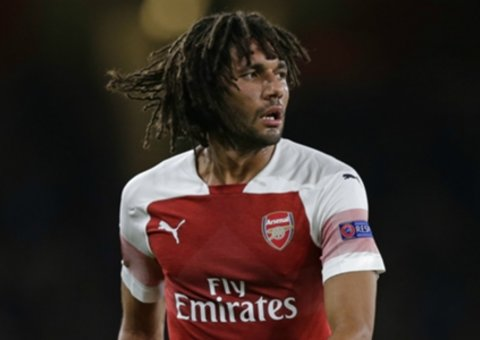 Arsenal's Mohamed Elneny's dad discovers dead body at his home in Egypt
